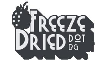 лого на Freeze Dried BG