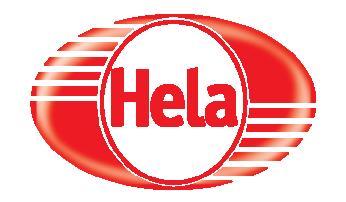 лого на HELA
