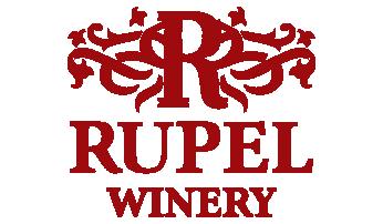 """лого на Винарска Изба """"Рупел"""""""